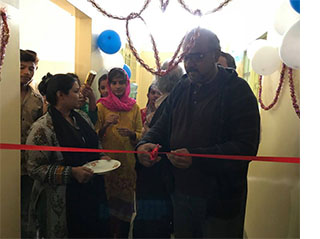 Inauguration of TSB School new campus at Korangi